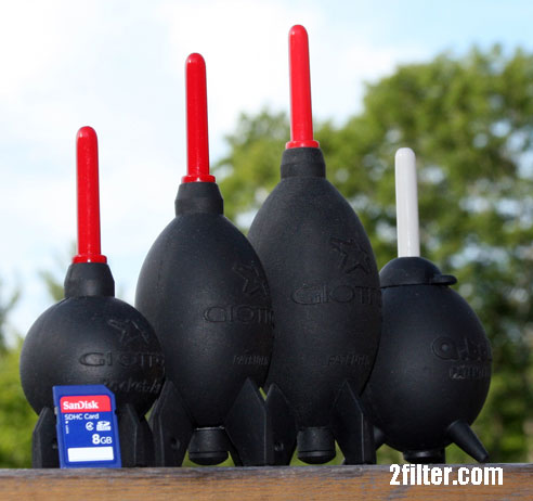 giottos rocket air blower