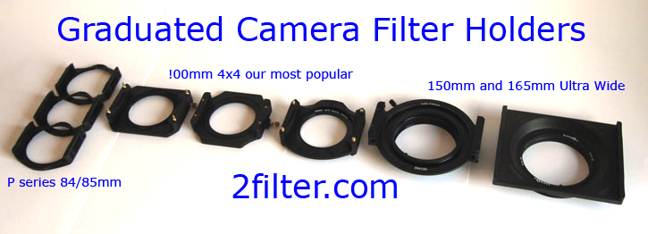 Grateduated ND Filter Holders