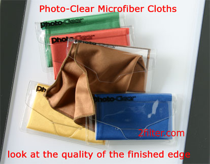 PhotoClear 7 x 7 clothes