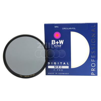 B+W 62mm F-Pro Circular Polarizer MRC Multicoated Filter