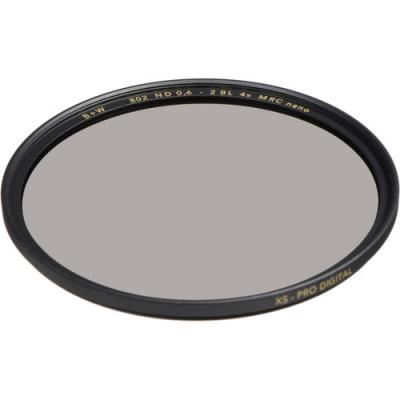 B+W 58mm XS-Pro MRC-Nano 802M ND 0.6 (2-Stop) Filter