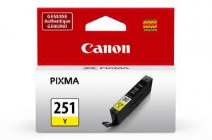 CLI-251-Yellow