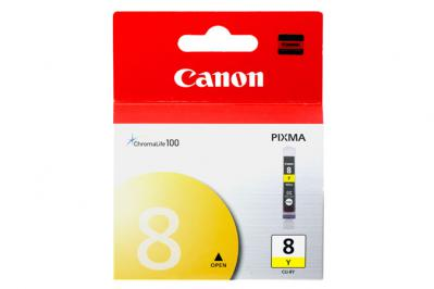 Canon CLI-8 Yellow Ink Tanks