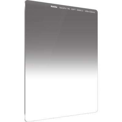 Haida 100mm NanoPro Soft Edge Graduated ND 0.3 (1-Stop) Filter