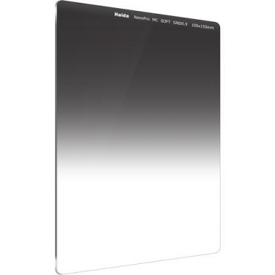 Haida 100mm NanoPro Soft Edge Graduated ND 0.9 (3-Stop) Filter