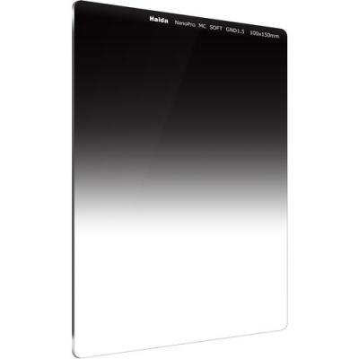 Haida 100mm NanoPro Soft Edge Graduated ND 1.5 (5-Stop) Filter
