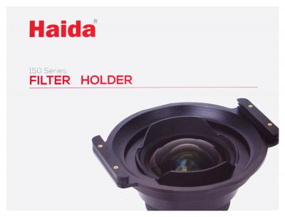 Haida 150mm Filter Holder with Sigma 14-24mm f/2.8 DG HSM Art Adapter Ring