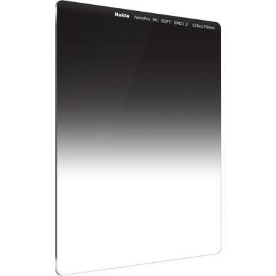 Haida 150mm NanoPro Graduated ND 1.2 Soft Edge Filter