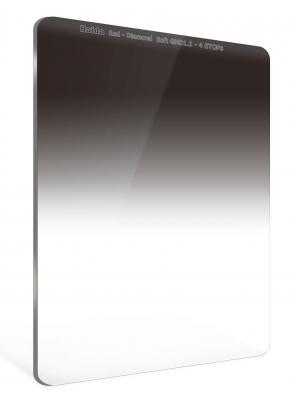 Haida 75mm Red Diamond Soft Edge Graduated ND 1.2 (4-Stop) Filter