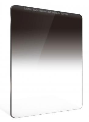 Haida 75mm Red Diamond Soft Edge Graduated ND 1.5 (5-Stop) Filter