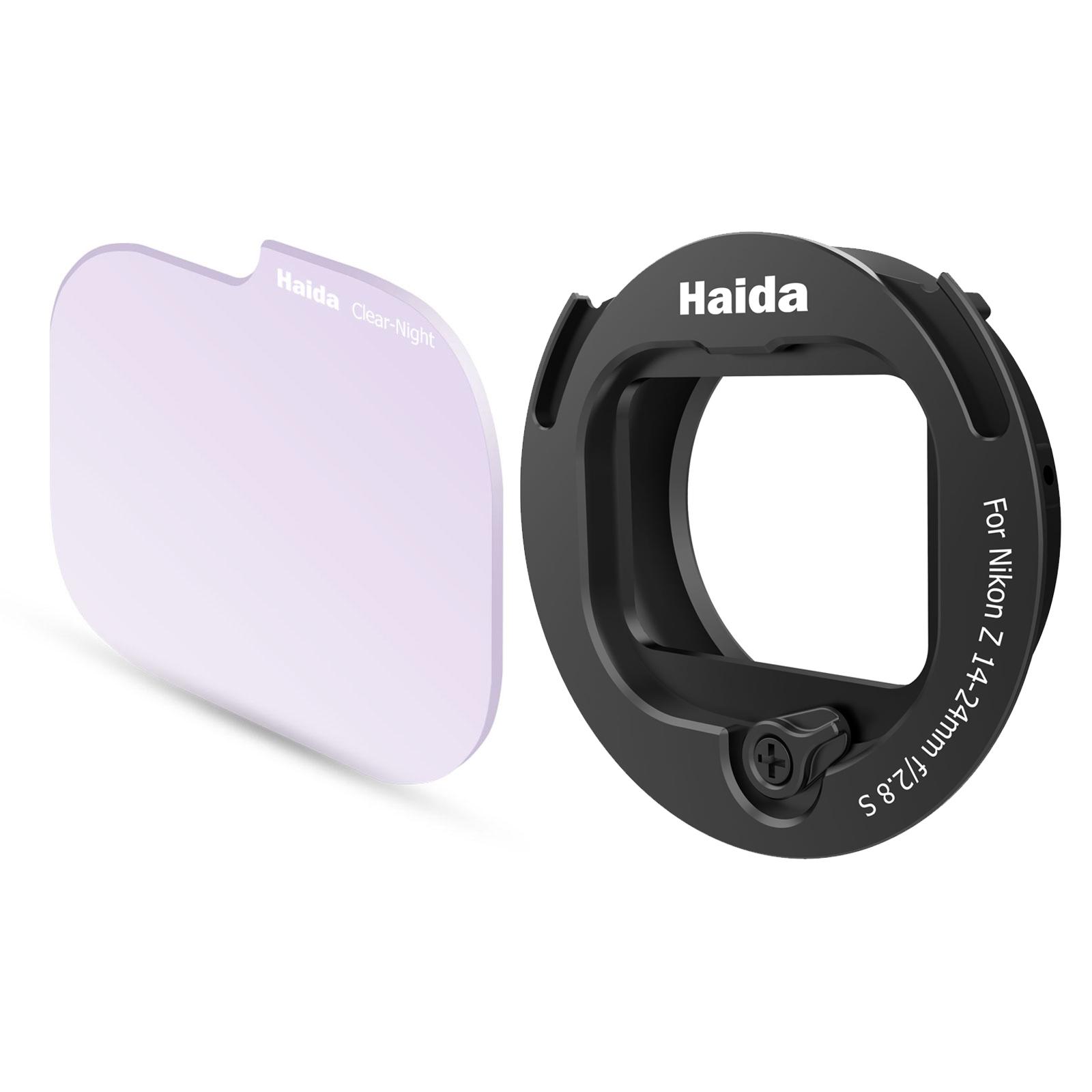 Haida-Rear-Lens-Clear-Night-Nikon-Z-Adapter-Ring