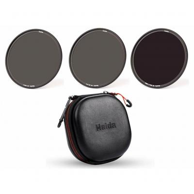 Haida 77mm NanoPro Neutral Density Filter Kit