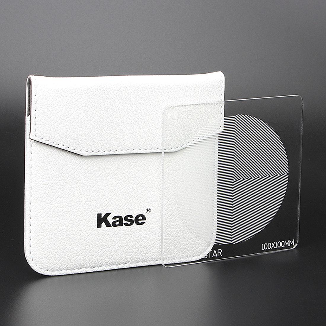 Kase-100-focusing