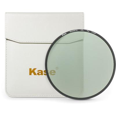 Kase 150mm Magnetic Circular Polarizer for K150P Filter Holder