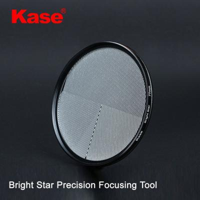 Kase 82mm Magnetic Star Focusing Tool with 82mm Adapter Ring