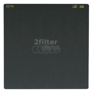 Lee Filters 100mm Solid ND 0.6 (2-Stop) Filter 1