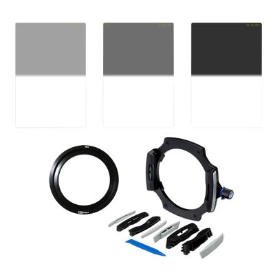 Lee Filters LEE100 Introductory Oceanscape Kit with 49mm Wide Angle Adapter Ring