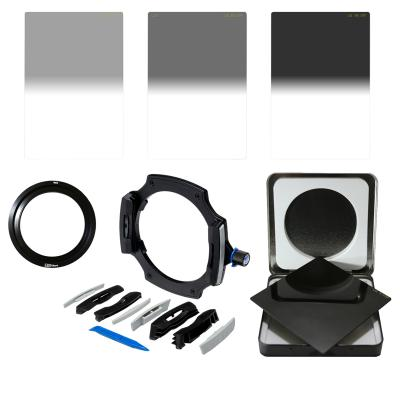 Lee Filters LEE100 Landscape Starter Kit 1 with 77mm Wide Angle Adapter Ring