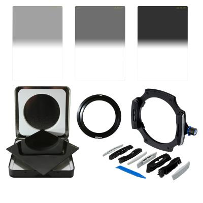 Lee Filters LEE100 Landscape Starter Kit 2 with 77mm Wide Angle Adapter Ring