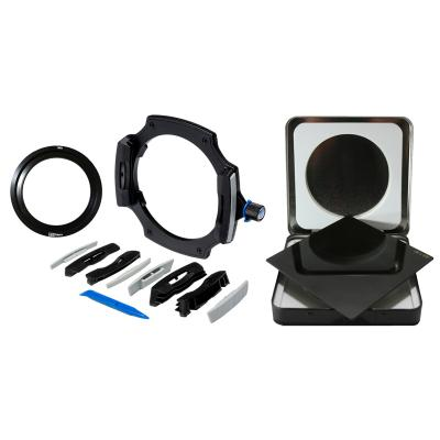 Lee Filters LEE100 Little Stopper Kit with 52mm Wide Angle Adapter Ring