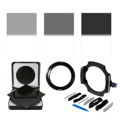 Lee Filters LEE100 Scenic Starter Kit 2 with 49mm Wide Angle Adapter Ring