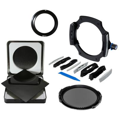 Lee Filters LEE100 Special Edition Big Stopper Kit with 77mm Wide Angle Adapter Ring
