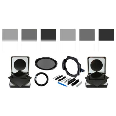 Lee Filters LEE100 Ultimate Kit with 49mm Wide Angle Adapter Ring