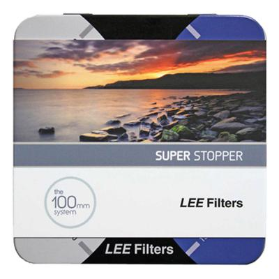 Lee Filters 100mm Super Stopper ND 4.5 15-Stop Filter
