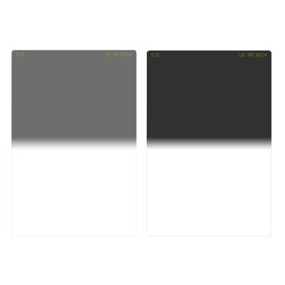 Lee Filters 100mm Medium Edge Graduated ND Filter Twin Pack