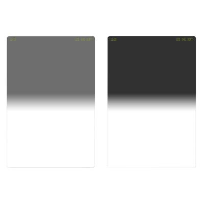 Lee Filters 100mm Soft Edge Graduated ND Filter Twin Pack