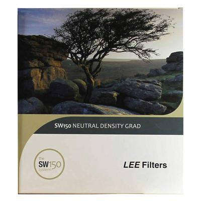 Lee Filters SW150 Hard Edge Graduated ND Filter Set