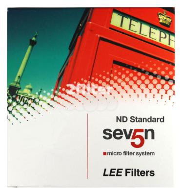 Lee Filters Seven5 Solid ND 0.3 (1-Stop) Filter