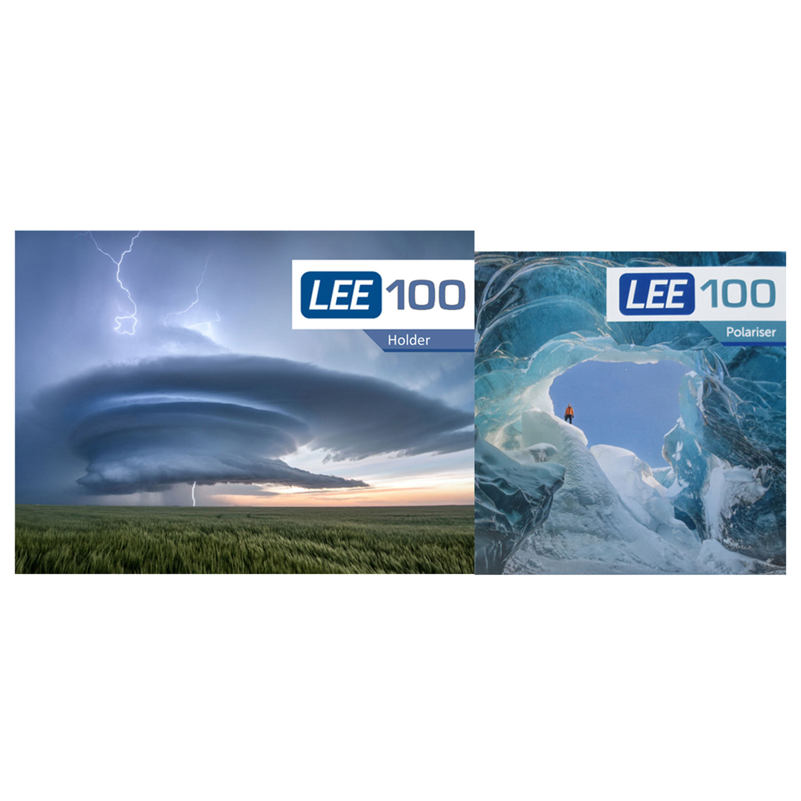 Filterhalter f/ür 100-mm-Fl/ächenfilter Lee Filters LEE100 Holder