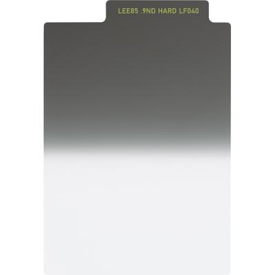 Lee Filters 85 x 115mm LEE85 Hard Graduated Neutral Density 0.9 (3-Stop) Filter