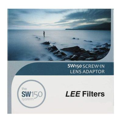 Lee Filters SW150 72mm Screw-In Lens Adapter Ring