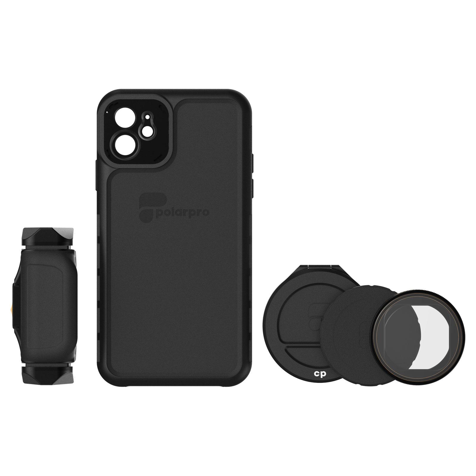 PolarPro LiteChaser Pro iPhone 11 Photography Kit