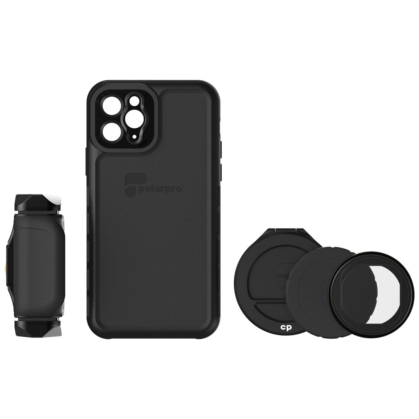 PolarPro LiteChaser Pro iPhone 11 Pro Photography Kit