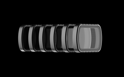 PolarPro Standard Series Filter 6-Pack for DJI Osmo Pocket